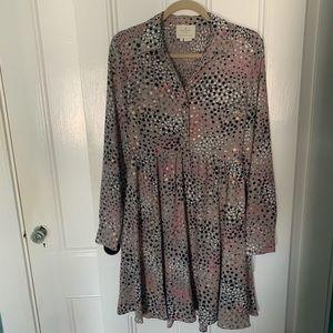 Kate Spade Long Sleeve Dress